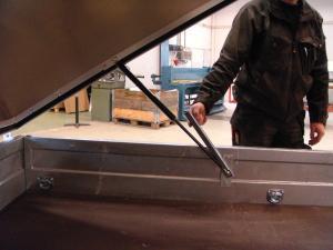 Heggenes aluminiumkåpor